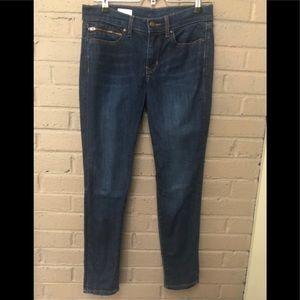 GAP zipper jeans 28